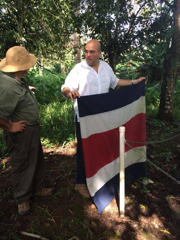 Edgardo bandera