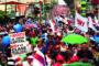 Frente Amplio llama a apoyar movimiento unitario del 25 de abril